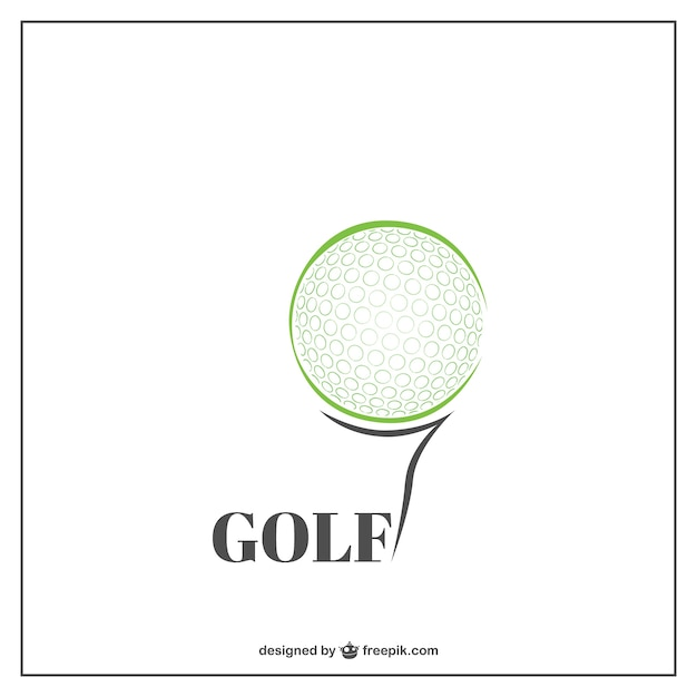 Golf tree logo template vector free download golf tree logo template free vector maxwellsz
