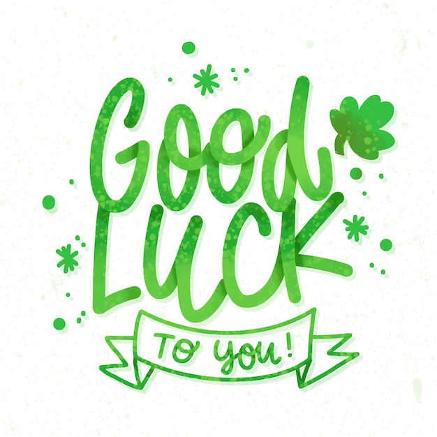 Good Luck | Free Vectors, Stock Photos & PSD