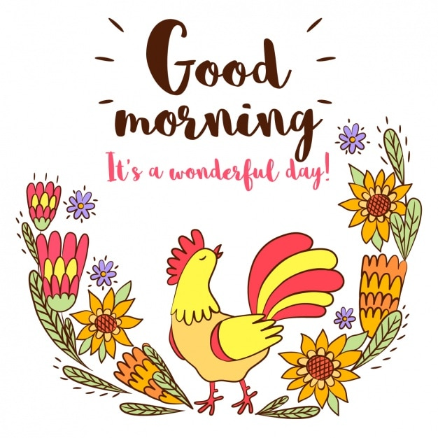 Good morning vector free download good morning free vector m4hsunfo