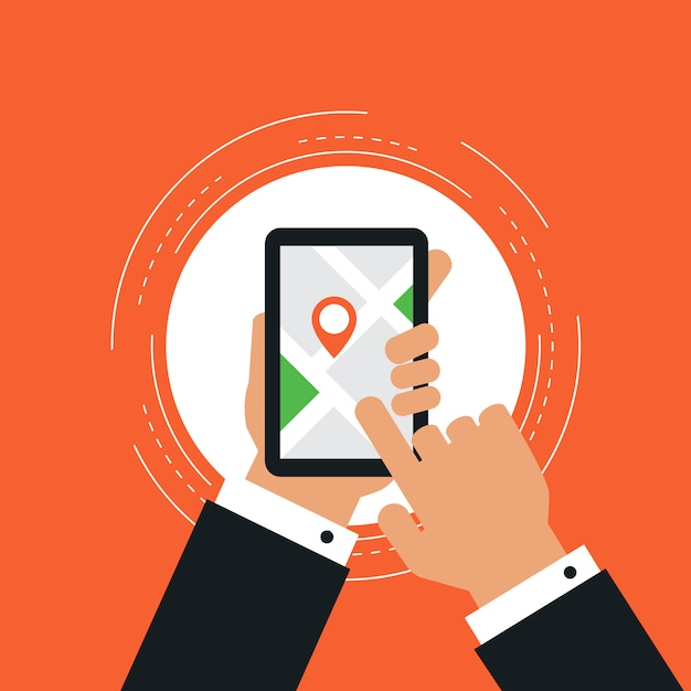 How To Use A Phone On Car Gps