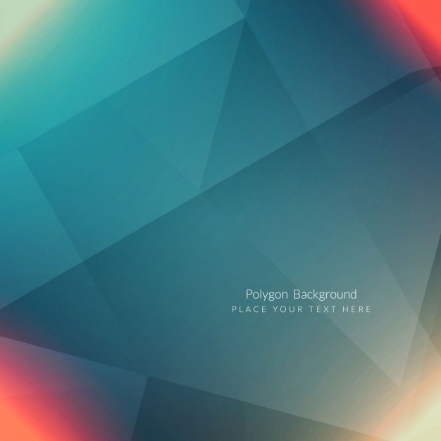 gradient background in polygonal style vector free download