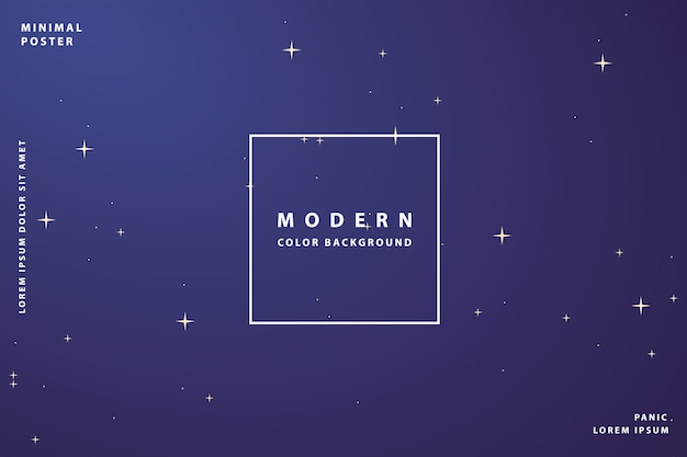 Gradient background modern with colorful style gradient color Premium Vector