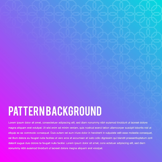Gradient Background With Pink Blue Color Vector Premium Download