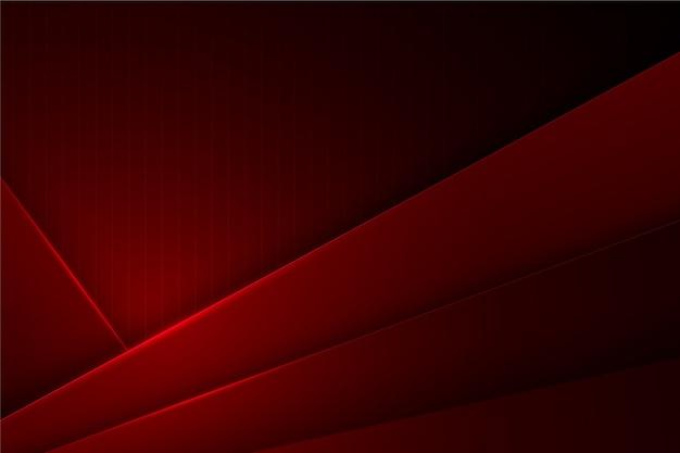 Free Vector Gradient Geometric Shapes On Dark Background
