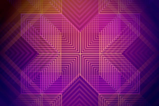 Градиентный фон оптической иллюзии Бесплатные векторы