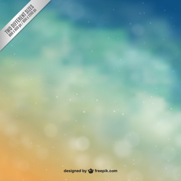 Gradient sky background