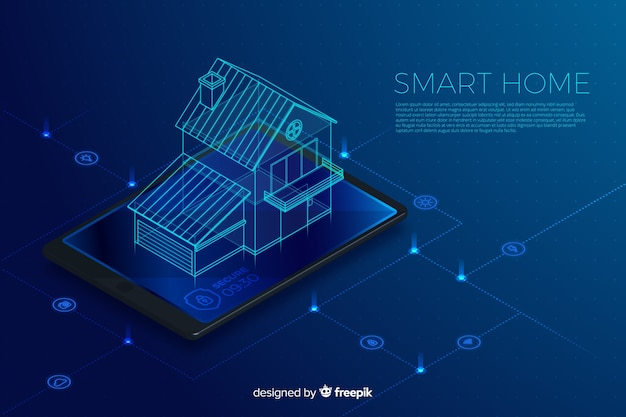 Smart Home Vectors Photos And Psd Files Free Download