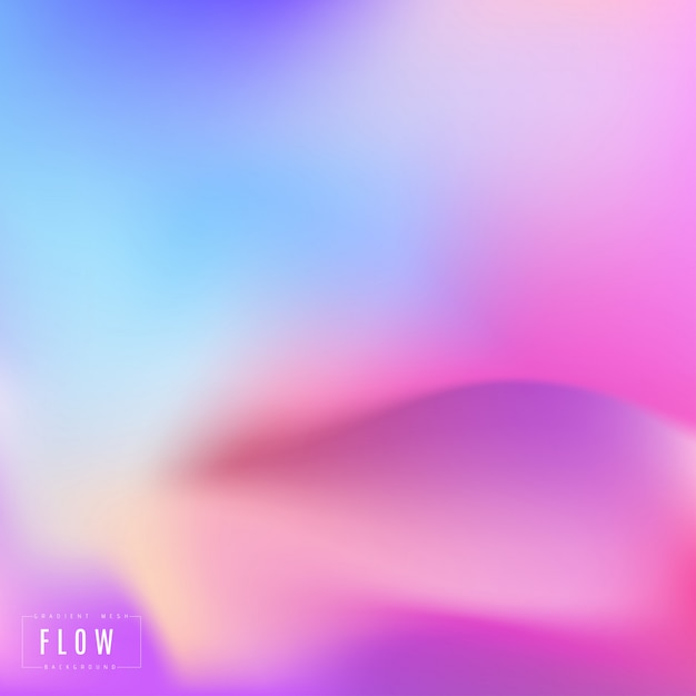 Gradient vector background Premium Vector