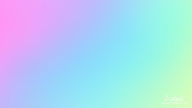 Gradient wallpaper background Free Vector