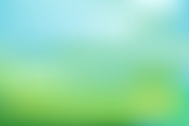 Gradient Wallpaper In Green Tones Vector Free Download