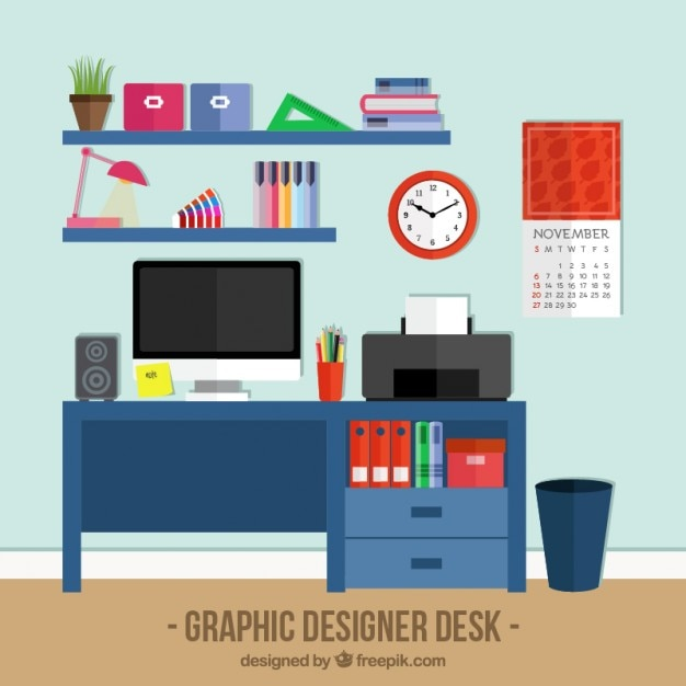 bureau vectors photos and psd files free download. Black Bedroom Furniture Sets. Home Design Ideas