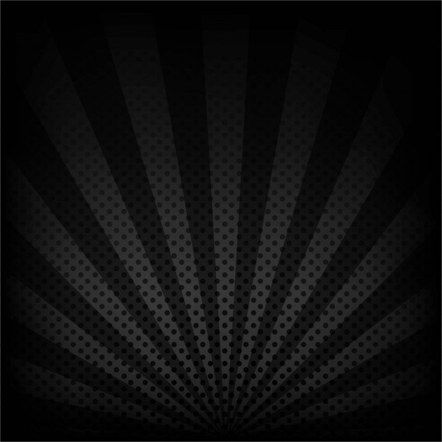 gray background with dots and rays vector free download