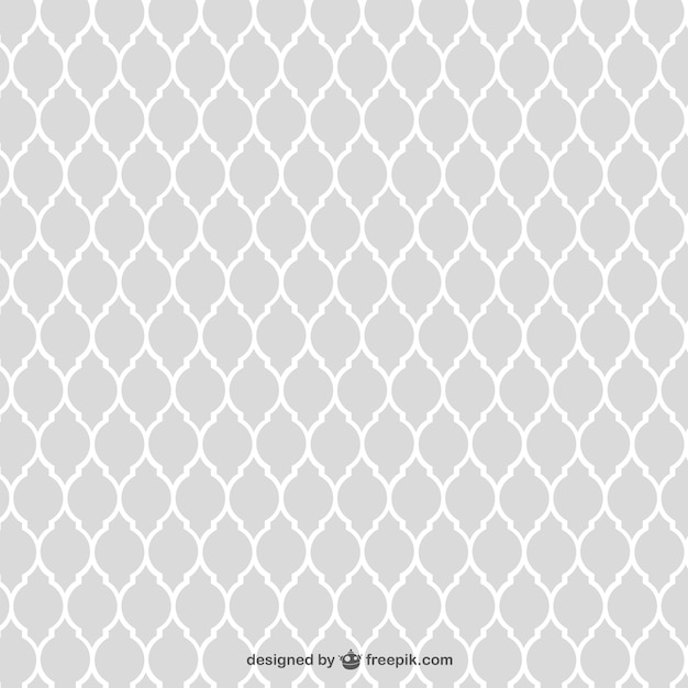 Gray seamless pattern Free Vector