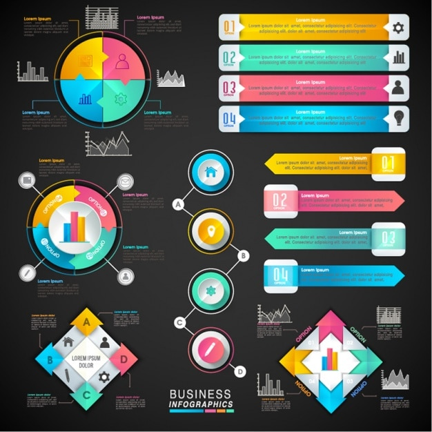 Infographic Ideas infographic colors : Timeline Vectors, Photos and PSD files | Free Download