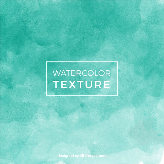 Green abstract watercolor background\ effect