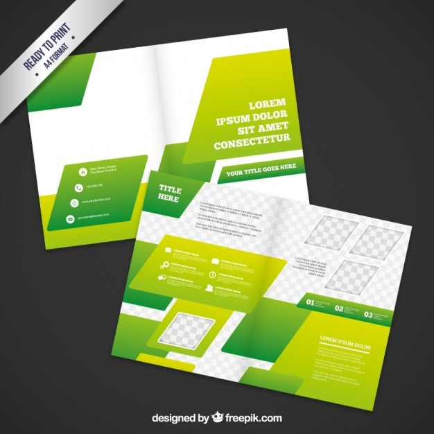 pamphlet designs free download