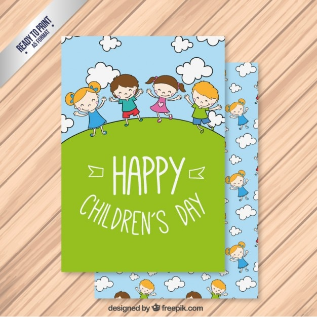Children Day Cards Canas Bergdorfbib Co