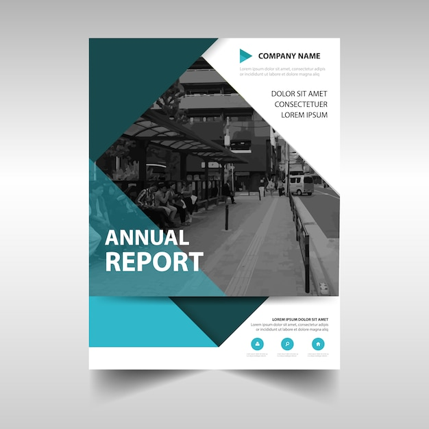 Annual book performance report