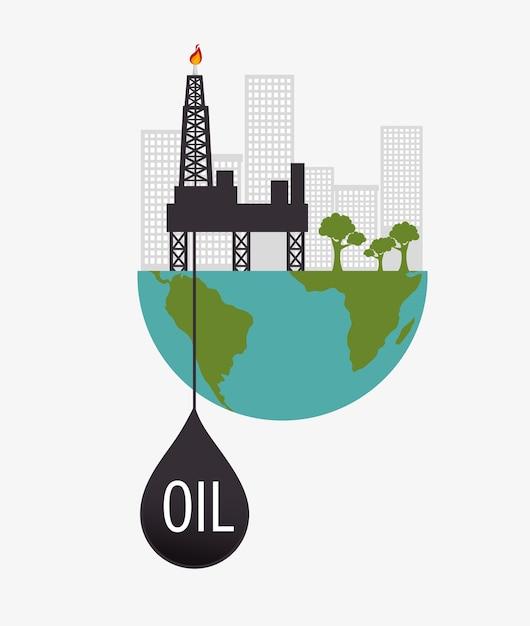 Green industry isolated icon | Premium Vector