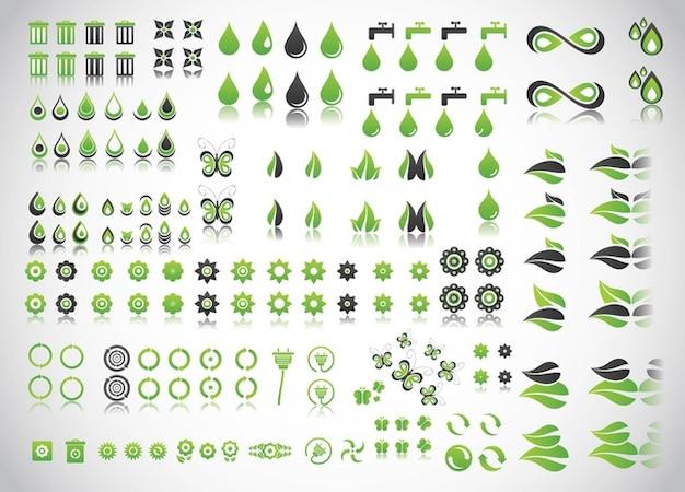 Green Planet Vectors Vector Free Download