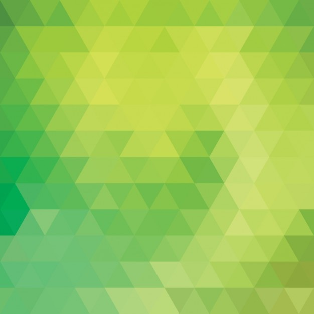 Green Polygonal Background Design Vector Free Download