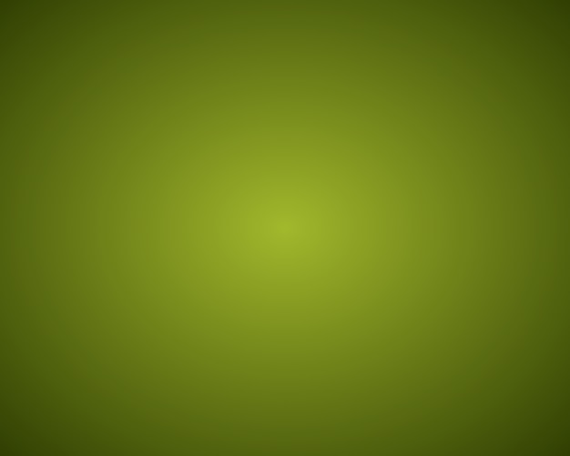Green simply smooth color backdrop abstract background Premium Vector