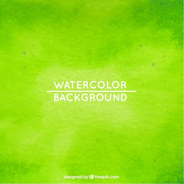 Watercolor splatter vector abstract watercolor background - Green Watercolor Background Vector Premium Download