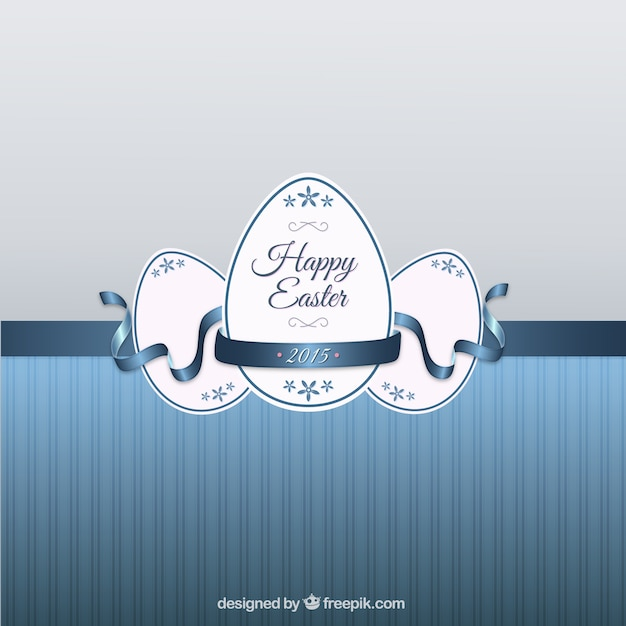 Greeting card for easter vector free download greeting card for easter free vector m4hsunfo