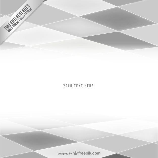 Grey Abstract Background Template