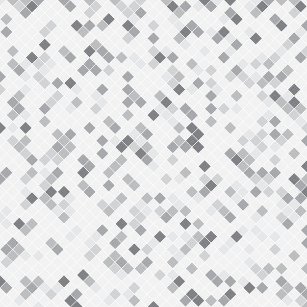 Grey abstract geometric background Free Vector