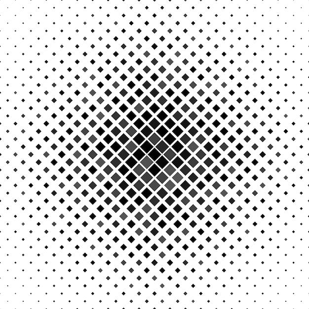 Серый абстрактный квадратный узор фон из диагональных квадратов Бесплатные векторы