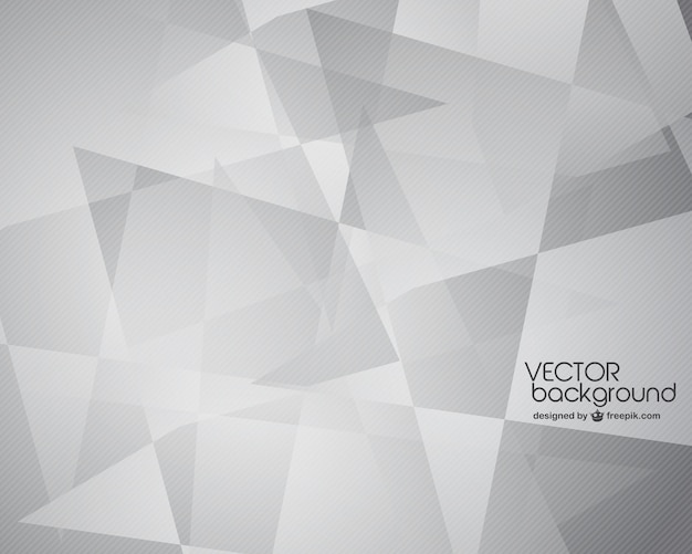 Grey background design vector free download for Gray and white wallpaper designs