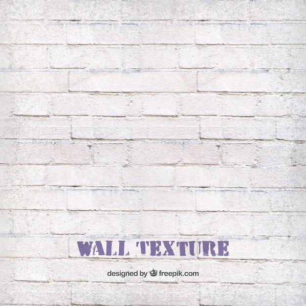 Grey Brick Texture Free Vector