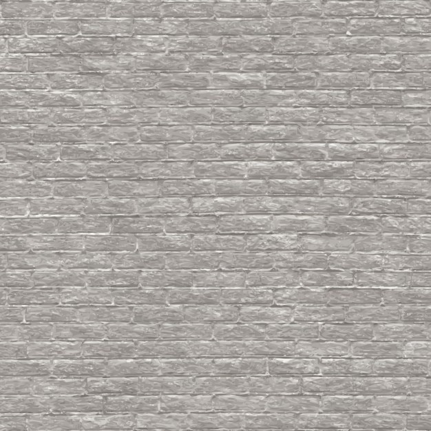 Grey bricks wall texture