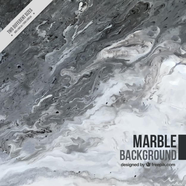 Grey Marble Background Free Vector