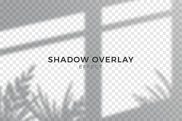Grey overlay effect of transparent shadows Free Vector