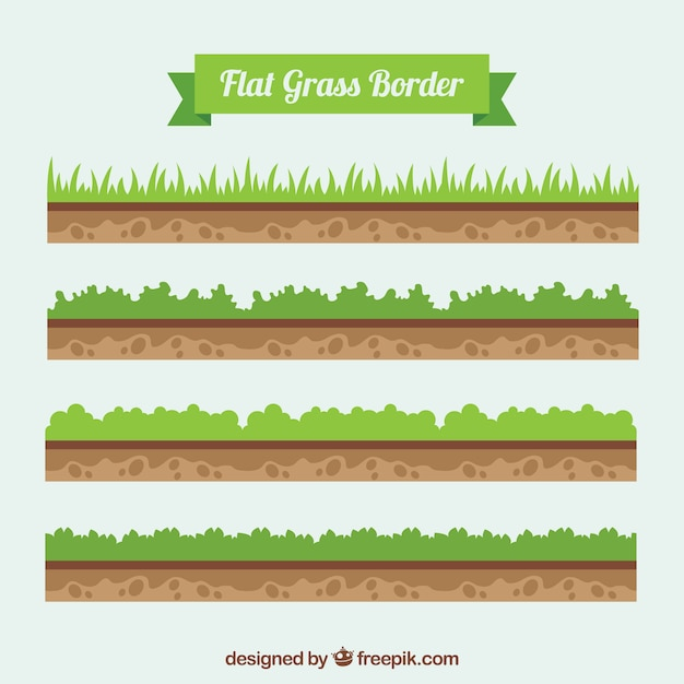 Ground and grass birders pack Free Vector