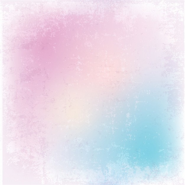 Grunge Background With Pastel Colours Vector
