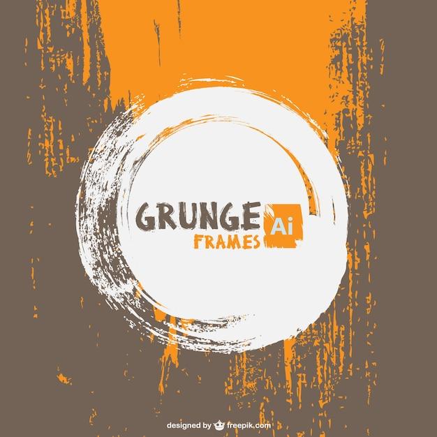 grunge background with white paint frame vector free download rh freepik com vector grunge background illustrator vector grunge texture png