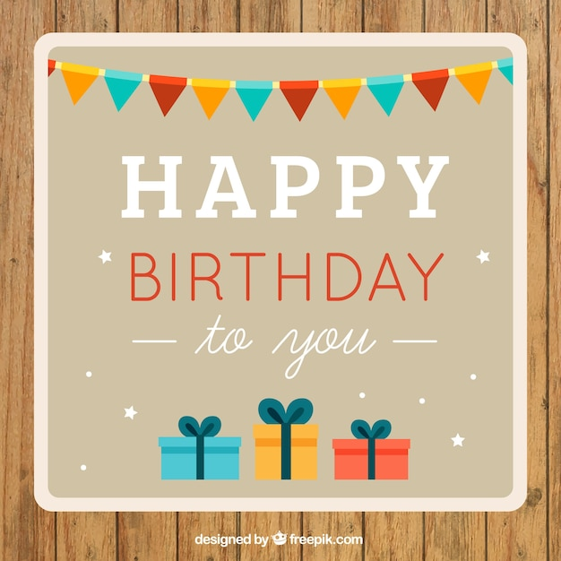 Happy birthday vectors free vector graphics everypixel grunge birthday card stopboris Gallery