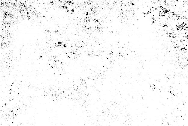 Grunge black and white texture Premium Vector