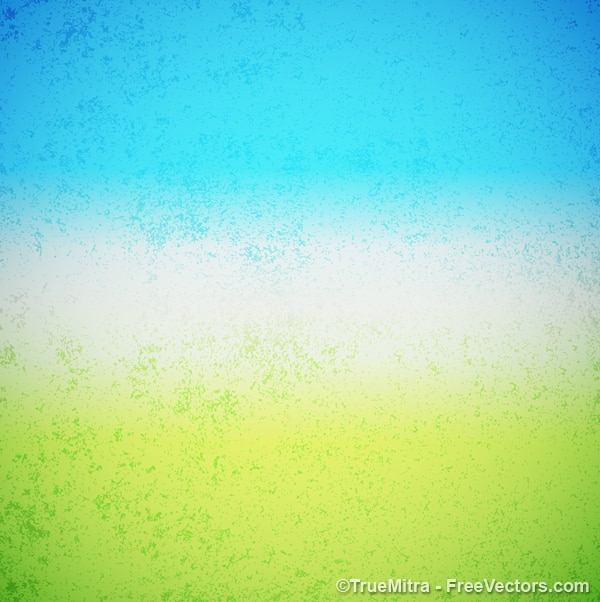free vector  grunge colored background blue white and green