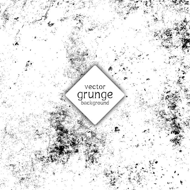 Grunge mask overlay Free Vector