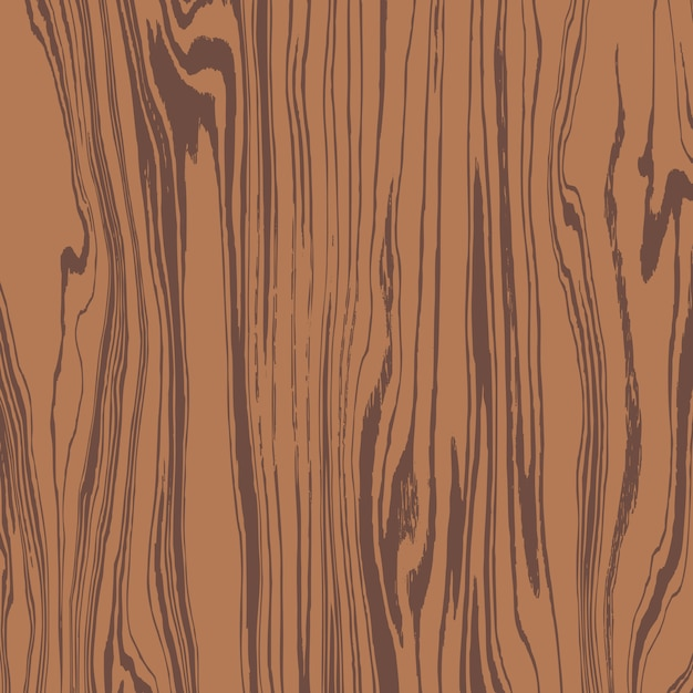 Grunge wood texture Free Vector