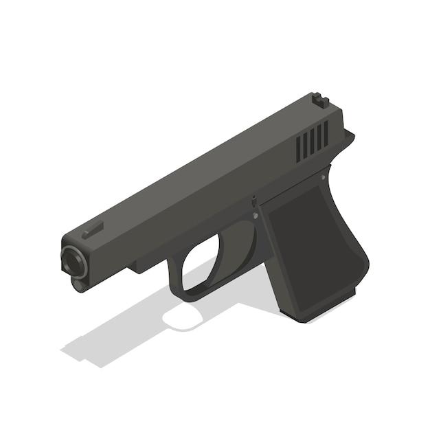 Gun Free Vector