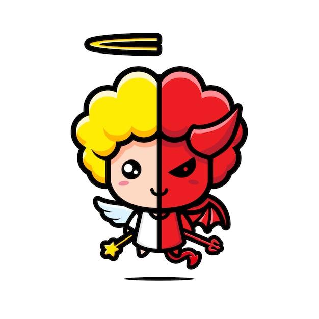Angel Devil Images Free Vectors Stock Photos Psd