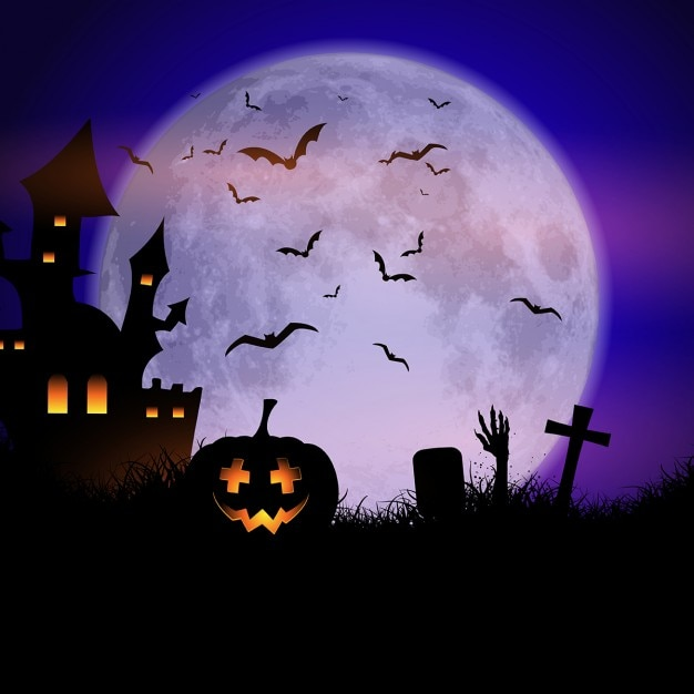 halloween background with a purple moon vector free download clip art castle tower clip art castles fairy tales