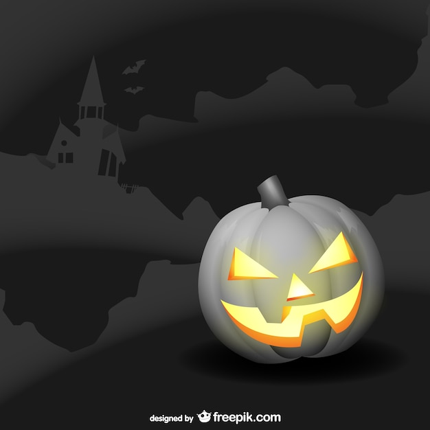 Halloween dark background