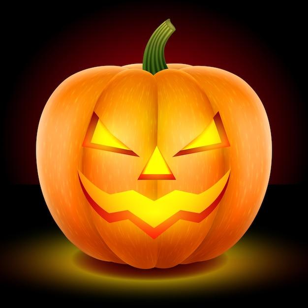 Halloween,  pumpkin halloween Premium Vector