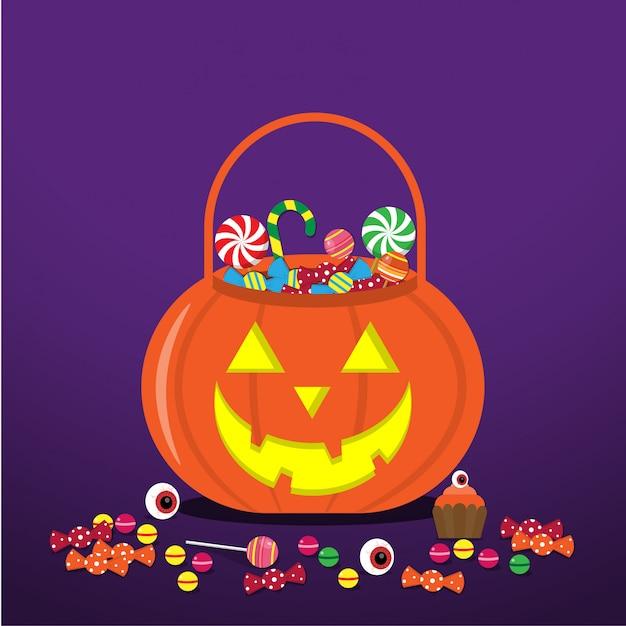 Halloween Premium Vector